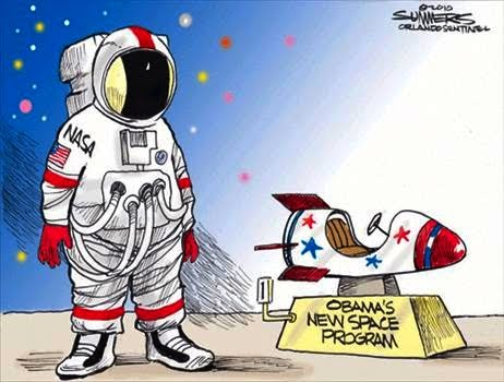 Obama:We can't wait for Congress to give space program ...