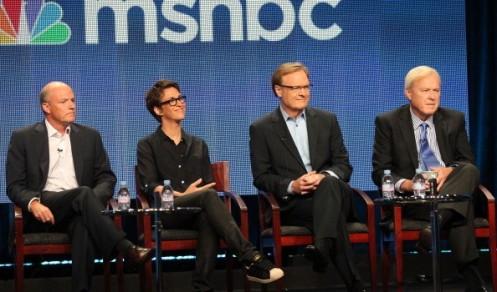 The MSNBC Looney Bin