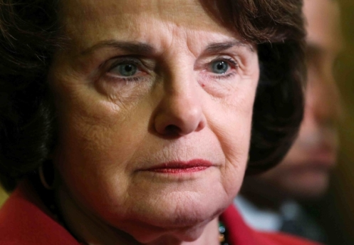 "Sen. Dianne Feinstein, chair of the Senate Intelligence committee, acknowledged this week that NSA analysts have the ability to access the ""content of a call."""